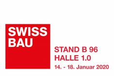TS3 at Swiss Bau